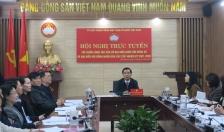 Ủy ban Trung ương MTTQ Việt Nam: Tập huấn công tác bầu cử đại biểu Quốc hội khoá XV, đại biểu HĐND các cấp nhiệm kỳ 2021-2026