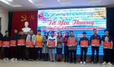 Hội LHPN quận Lê Chân':  Trao tặng 60 suất quà tặng hội viên và trẻ em có hoàn cảnh khó khăn