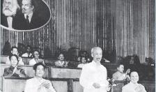 Bác Hồ với Đại hội Đảng