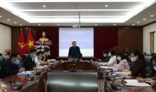 Ủy ban bầu cử quận Ngô Quyền tổ chức phiên họp: Phấn đấu người trẻ tuổi được giới thiệu ứng cử đại biểu HĐND quận không dưới 15%