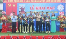 Phường Hải Thành (Dương Kinh): Tổ chức Đại hội điểm thể dục thể thao