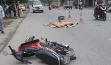 Va chạm xe tải, 1 phụ nữ tử vong