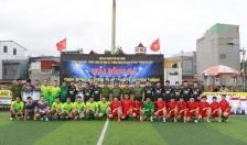 Giải bóng đá kỷ niệm 75 năm Ngày truyền thống lực lượng Tham mưu, Cảnh sát Hình sự, QLHC, Tài chính CAND: Phòng Cảnh sát Hình sự giành giải Nhất