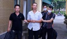 Công an quận Hồng Bàng bắt đối tượng đâm người  trọng thương, bỏ trốn vào miền Nam
