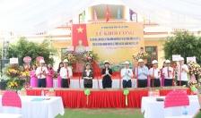 Khởi công khu nhà làm việc trụ sở UBND xã Lê Thiện (An Dương)