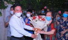 Quận Hồng Bàng gỡ bỏ khu vực phong tỏa vì Covid-19 tại ngõ 10 Phan Chu Trinh (phường Hoàng Văn Thụ)
