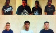Bắt khẩn cấp nhóm thanh - thiếu niên cầm dao nhọn phóng xe máy gây rối trong đêm