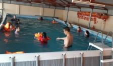 Phổ cập bơi cho học sinh tiểu học trên địa bàn huyện Cát Hải giai đoạn 2021-2025