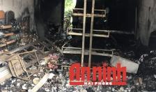 Thông tin thêm về vụ cháy xảy ra tại thôn An Bồ, xã Dũng Tiến, huyện Vĩnh Bảo
