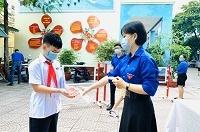 Hải Phòng: Học sinh tựu trường, chính thức bước vào năm học mới 2021-2022