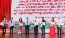 Đảng bộ phường Thượng Lý với công tác xây dựng tổ chức, cơ sở Đảng trong sạch, vững mạnh