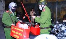 Đội Cảnh sát PCCC&CHCN, Công an quận Hồng Bàng: Chủ động phát huy hiệu quả công tác bảo đảm an toàn PCCC   trên địa bàn