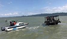 Cứu nạn kịp thời gia đình ngư dân gặp nạn trên biển
