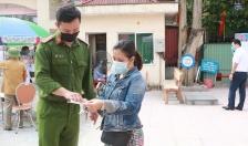 Công an quận Kiến An: Xử phạt 129 trường hợp vi phạm các quy định trong công tác phòng, chống dịch Covid-19