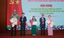 Đảng ủy Khối doanh nghiệp thành phố:  Triển khai 9 nhóm nhiệm vụ trọng tâm 3 tháng cuối năm 2021