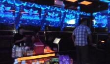 """Quán karaoke """"Sùng Hoan"""" ở xã Phả Lễ lén lút hoạt động giữa mùa dịch"""