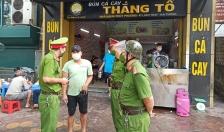 Đội Cảnh sát Trật tự - Phòng Cảnh sát QLHC về TTXH: Xung kích đảm bảo TTATXH, phòng chống dịch Covid-19