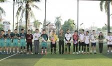 Giao hữu bóng đá chào mừng Kỷ niệm 39 năm Ngày Nhà giáo Việt Nam (20/11/1982 - 20/11/2021)