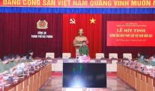 Hưởng ứng Ngày Pháp luật nước CHXHCN Việt Nam (9-11): CATP tổ chức tọa đàm về cải cách hành chính