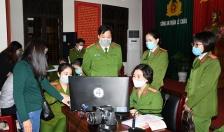 Lực lượng Pháp chế Công an Hải Phòng đóng góp tích cực vào bảo đảm ANTT