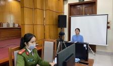Công an huyện An Dương: Chạy đua với tiến độ cấp căn cước công dân gắn chíp điện tử