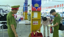 Công an tỉnh Thái Bình: Tăng cường các biện pháp phòng chống cháy nổ
