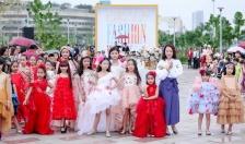 Ấn tượng show diễn thời trang trẻ em EllieVu