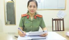 BÀI DỰ THI 'CÔNG AN HẢI PHÒNG - NHỮNG TẤM GƯƠNG HỌC VÀ LÀM THEO BÁC': Khẳng định bản lĩnh nữ chiến sĩ Công an nhân dân