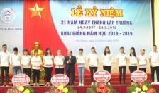 Trường Đại học Dân lập Hải Phòng: Kỷ niệm 21 năm thành lập và khai giảng năm học mới