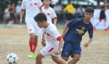 Giải bóng đá Hoa Phượng – Cúp Báo Hải Phòng lần thứ 9 năm 2018: Bất ngờ ngay loạt trận khai mạc