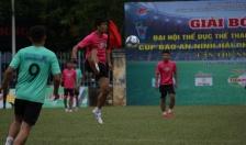 Giải bóng đá Đại hội TDTT thành phố lần thứ VIII, Cúp Báo An ninh Hải Phòng – Nhựa Tiền Phong lần thứ 16:  Sự trở lại của Đặng Văn Thành