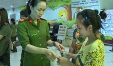 Phụ nữ Công an Thái Bình: Nghĩa tình đồng đội, ấm tình quân dân