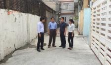 Quận Ngô Quyền: Tháo gỡ vướng mắc trong cải tạo ngõ, ngách đô thị