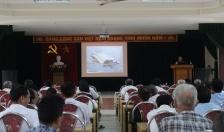 Đảng bộ huyện Kiến Thụy kết nạp 129 đảng viên mới
