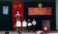 Thành lập công đoàn cơ sở Công ty TNHH Thủy sản Song Hải