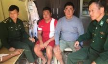 Đồn Biên Phòng Cát Bà kịp thời ứng cứu các thuyền viên gặp nạn tại đảo Bạch Long Vỹ
