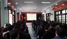 Quận Đồ Sơn: triển khai nhiệm vụ KT-XH năm 2019