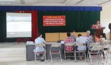 Huyện Kiến Thụy tổ chức đấu giá thành công 27 lô đất  thu hơn 6,2 tỷ đồng