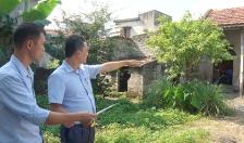 Huyện Kiến Thụy khảo sát hỗ trợ xây nhà cho hộ nghèo