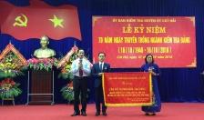 Huyện Cát Hải: Kỷ niệm 70 năm Ngày truyền thống ngành Kiểm tra Đảng