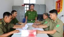 Xã Tú Sơn (Kiến Thụy): Khẳng định vai trò của lực lượng Công an chính quy tại cơ sở