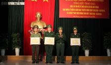 Cuộc thi tìm hiểu về biên giới và Bộ đội Biên phòng: Nhóm tác giả Đoàn Kết-CATP giành giải nhất tập thể