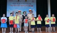 Trường Tiểu học Nguyễn Thượng Hiền (quận Ngô Quyền): tổ chức chuyên đề 'An toàn giao thông cho trẻ em', năm học 2018-2019