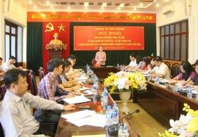 Khối MTTQ và Đoàn thể chính trị - xã hội:  Tiếp tục hướng mạnh về cơ sở