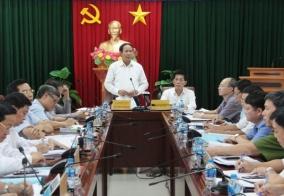 Làm việc tại quận Hải An, Bí thư Thành ủy Lê Văn Thành:  Quan trọng nhất là đề xuất ban hành các cơ chế mới