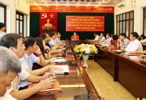 Sơ kết 3 năm thực hiện Chỉ thị 05-CT/TW của Bộ Chính trị