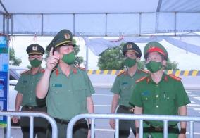 Các lực lượng Công an Hải Phòng: Phòng chống dịch là trọng tâm, bảo đảm ANTT là trọng yếu, an dân là then chốt