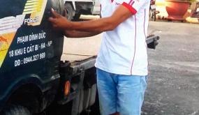 Bắt đối tượng trộm cắp 2 xe ô tô