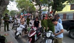Quận Hồng Bàng Xử phạt 3.535 trường hợp vi phạm trật tự an toàn giao thông
