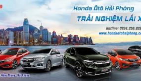 Trải nghiệm lái xe an toàn cùng Honda